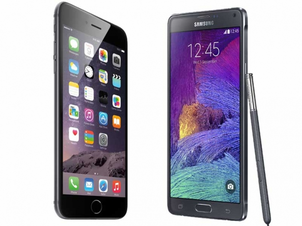 Samsung Galaxy Note 4 vs iPhone 6 Plus: Comparisons, Help You Decide Which Is The Best