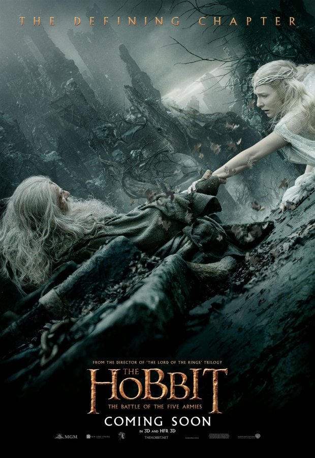 """The Hobbit 3 Movie, the Making of """"The Hobbit: The Battle ..."""