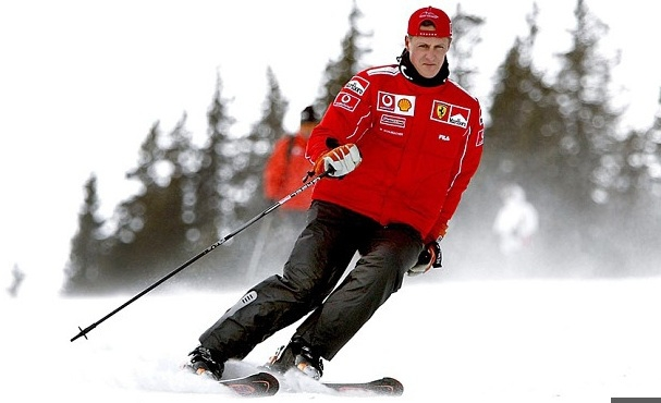 Michael Schumacher Condition