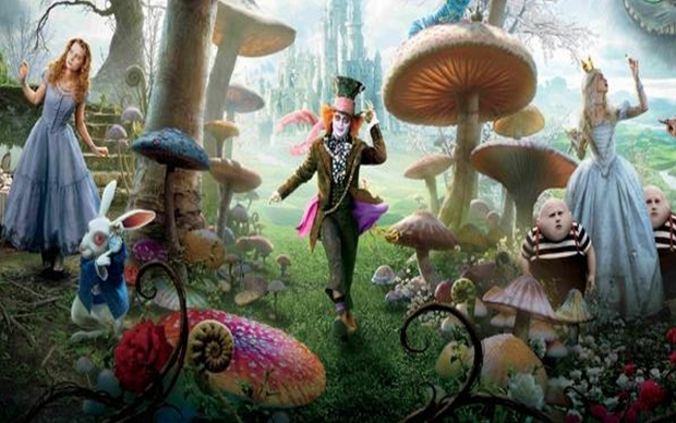 Alice In Wonderland 2 Gets The Green Light From Walt