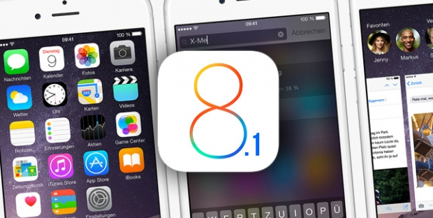 Apple iOS 8.1