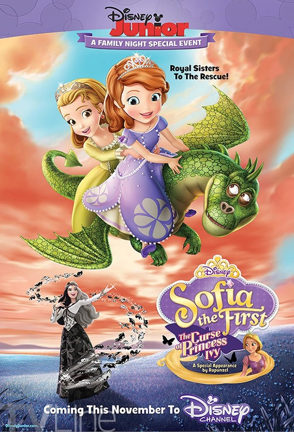 'Sofia The First: The Curse of Princess Ivy'