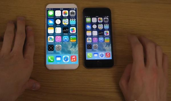 iphone 6 compare 5s