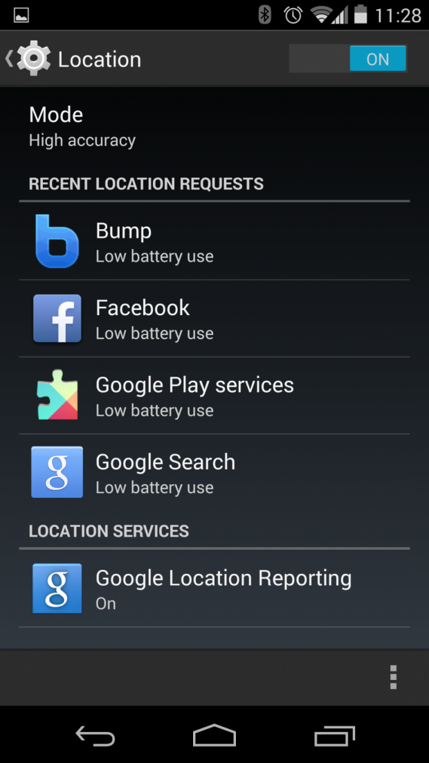 Android Facebook Messenger App Privacy Settings: Security