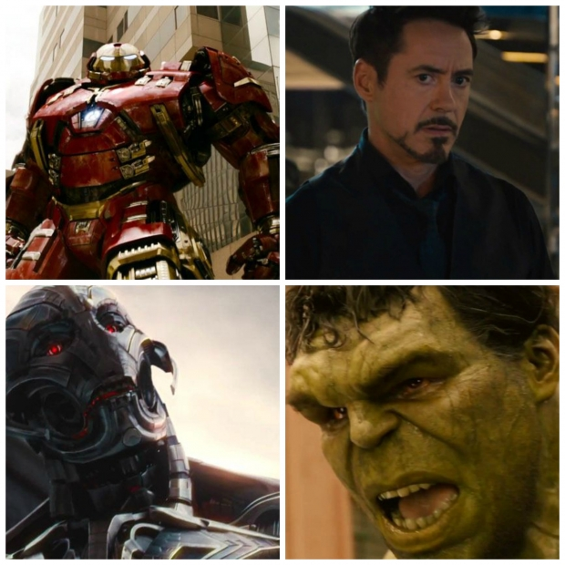 The Avengers Age of Ultron Hulk Hulk in 39 Avengers Age of