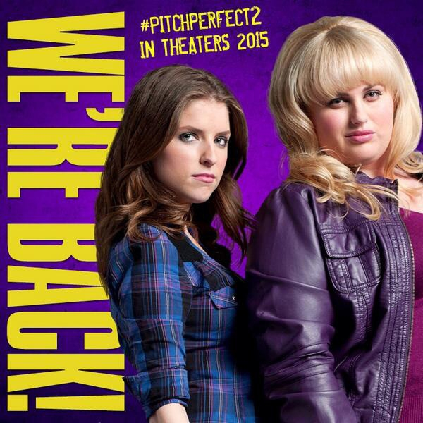 Pitch Perfect 2 2015 Get Pitch Slapped Again In 2015 Trending Jubileecast