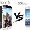 iPhone 6 vs Galaxy S5