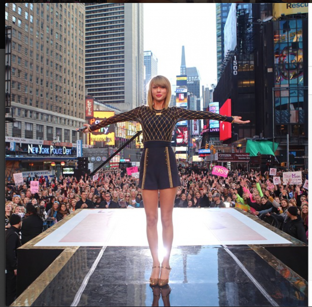 Taylor Swift Tour Dates Coming In 2015 Following Release Of New Album 1989 Trending Jubileecast
