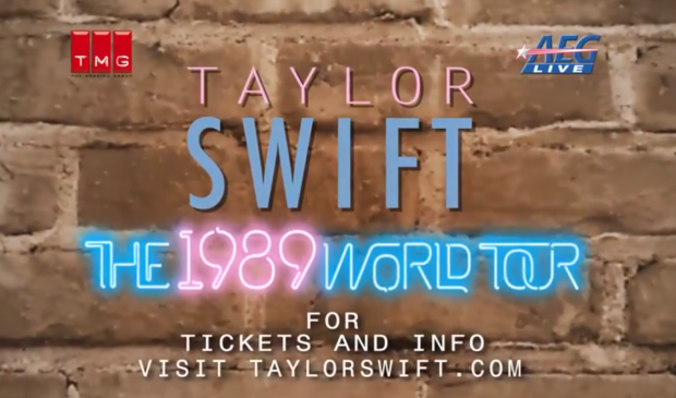 Taylor Swift World Tour