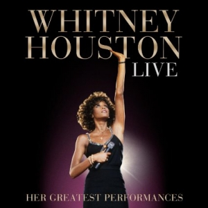 Whitney Houston Gets Her 12th Billboard 200 Top 40 Entry with New Live Album