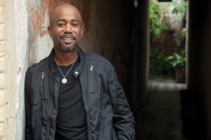Darius Rucker Records Inspirational Song