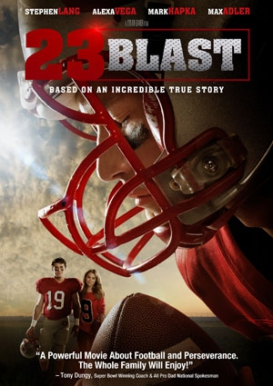 "January 20th, 2015 is the new faith-based movie ""23 Blast."" The mov..."