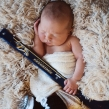 Carrie Underwood Shares a Photo of Her New Baby