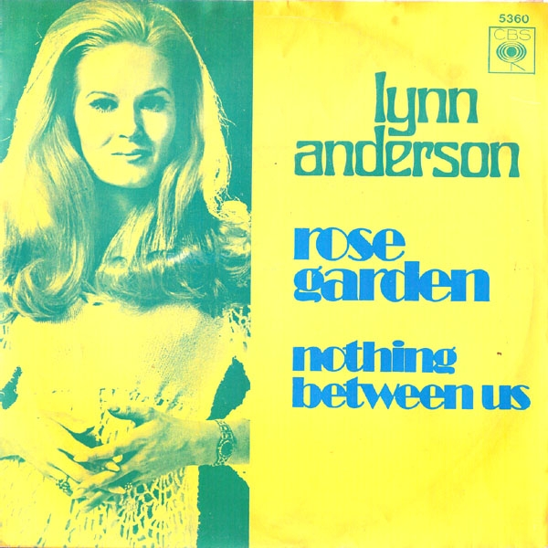 45 Years Ago The Late Lynn Anderson Recorded I Never Promised You A Rose Garden News Hallels