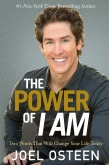 Joel Osteen Demonstrates the Power of Two Words Via His New Book