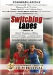 """Inspirational Movie """"Switching Lanes"""" Has Won the 2015 Feature Film Silver Award"""