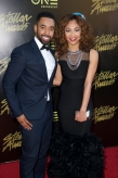 Bryan Andrew Wilson & Bri Stun On The Stellar Red Carpet‏