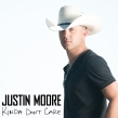 Justin Moore Scores Third #1 Album Debut With 'Kinda Don't Care'