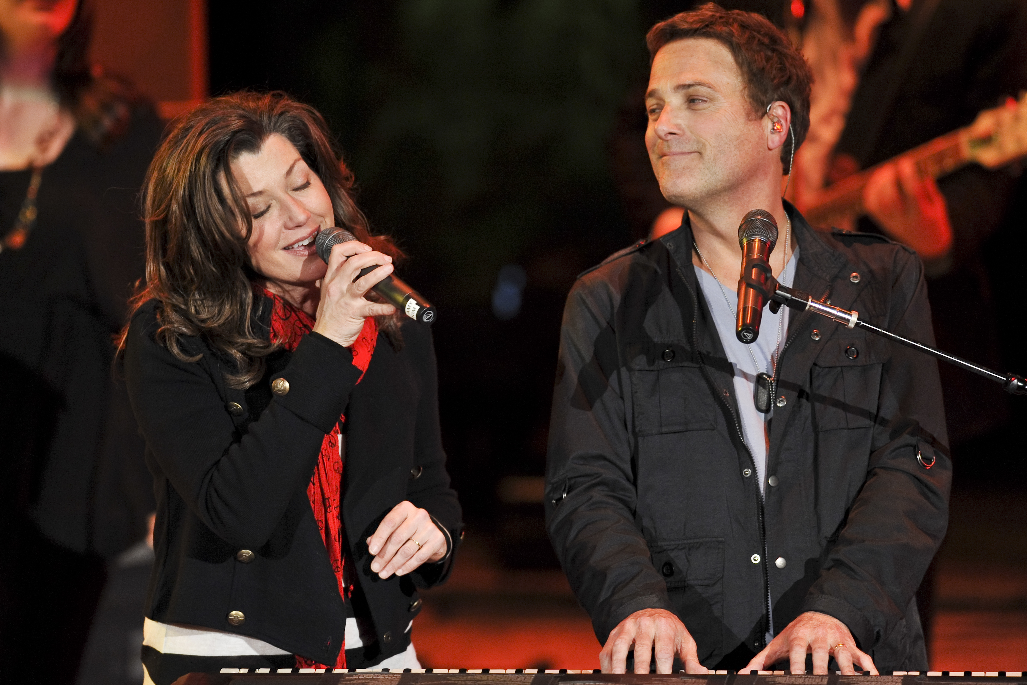 Outtakes Revealed From Amy Grant, Michael W. Smith and Jordan ...