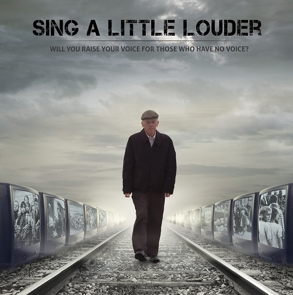 sing a little louder poster