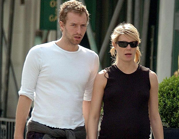 Chris Martin Gweyneth Paltrow