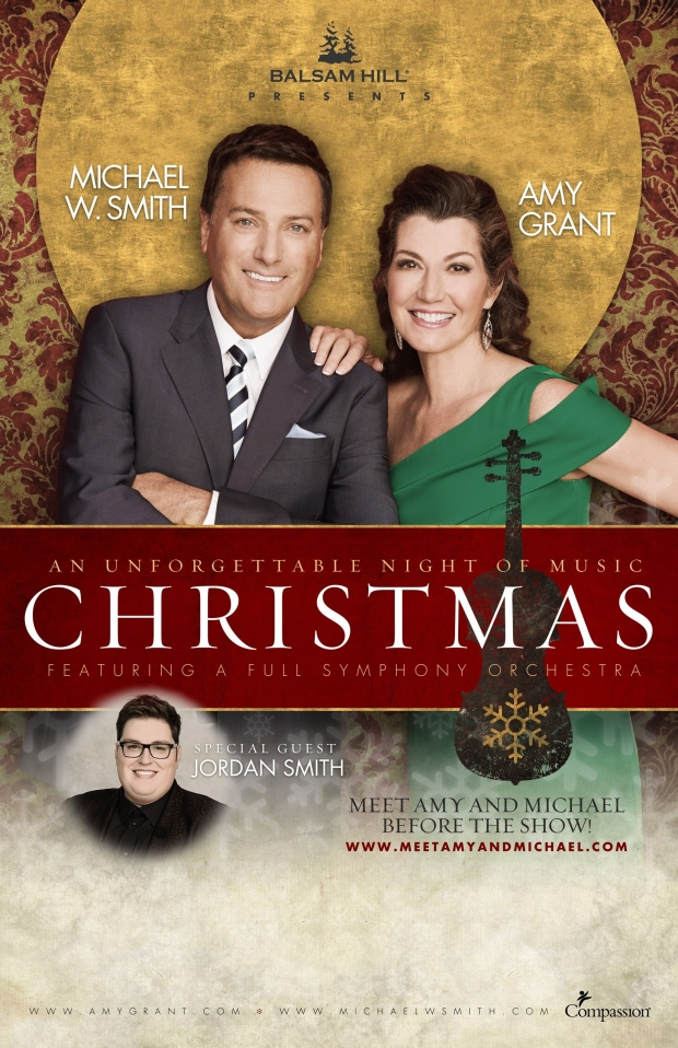 Amy Grant Michael W. Smith