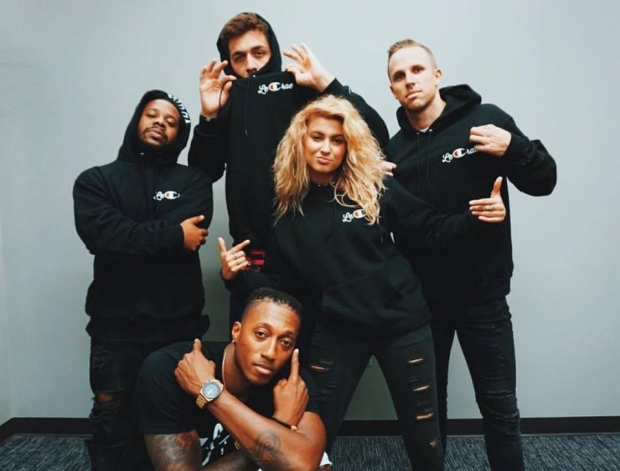 Tori Kelly and Lecrae