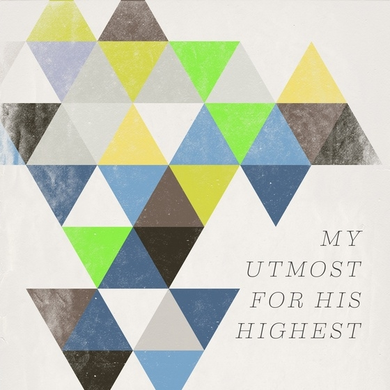 My Utmost for the Highest