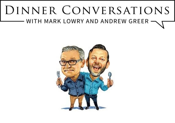 Mark Lowry and Andrew Greer
