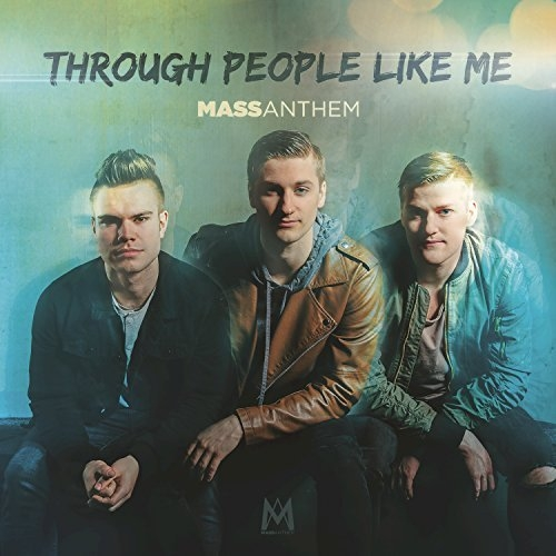 Through People Like Me Album Cover