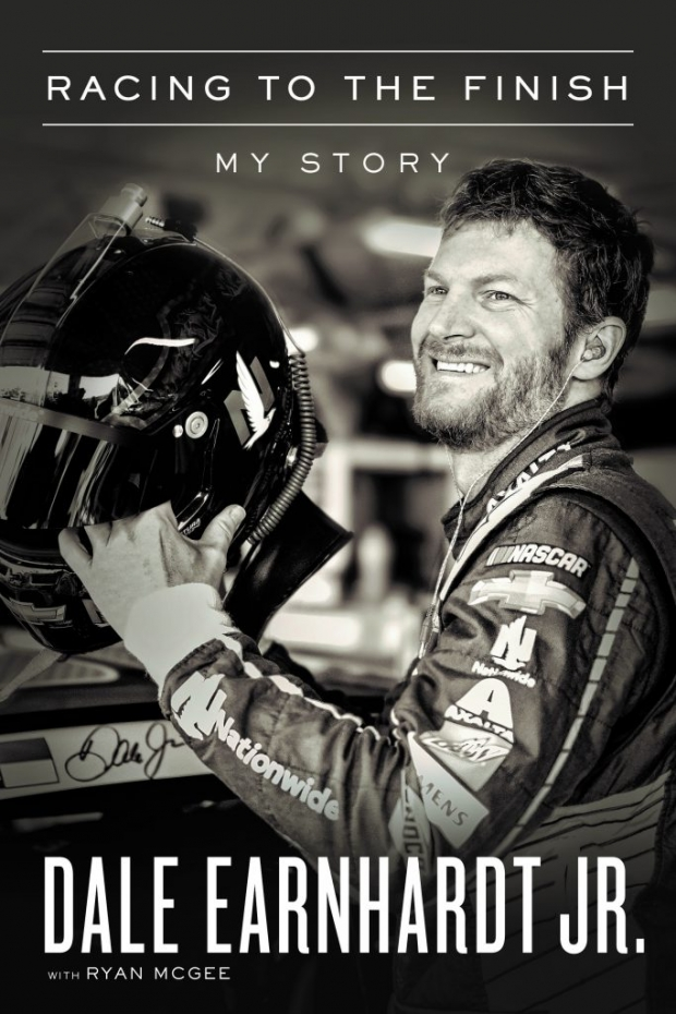 Dale Earnhardt Jr. to Release Autobiography in October ...