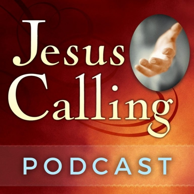Jesus Calling Podcasts