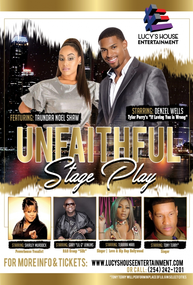The Unfaithful Stage-Play Tour