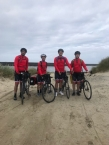 Ride For Freedom Bike Team Crossing USA to Fight Human Trafficking