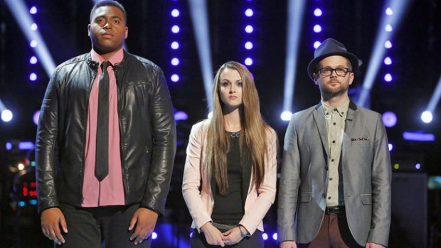 The Voice Team Usher Top 3