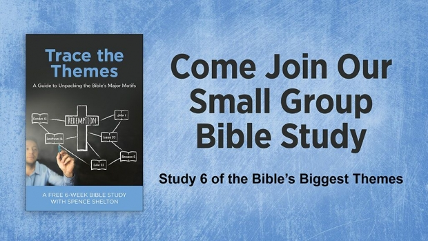 """Trace the Themes: A Guide to Unpacking the Bible's Major Motifs."""