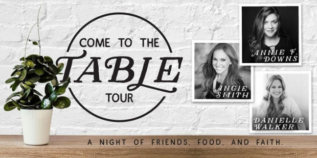 come to the table tour