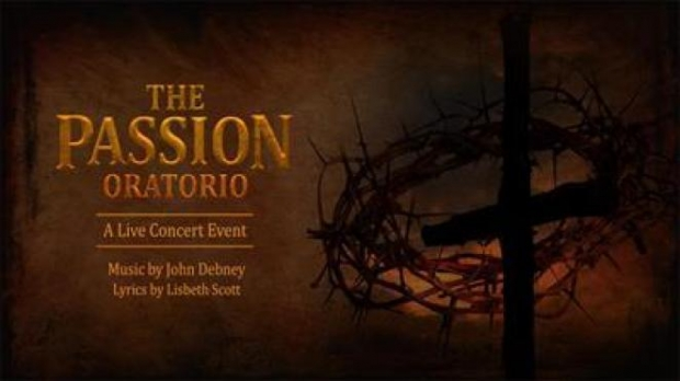 The Passion Oratorio: A Live Concert Event.