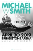Nicole C. Mullins, Michael Tait, Matthew Ward and Zach Williams To Join Star-Studded Tribute Concert '35 Years Of Friends: Celebrating The Music Of Michael W. Smith'