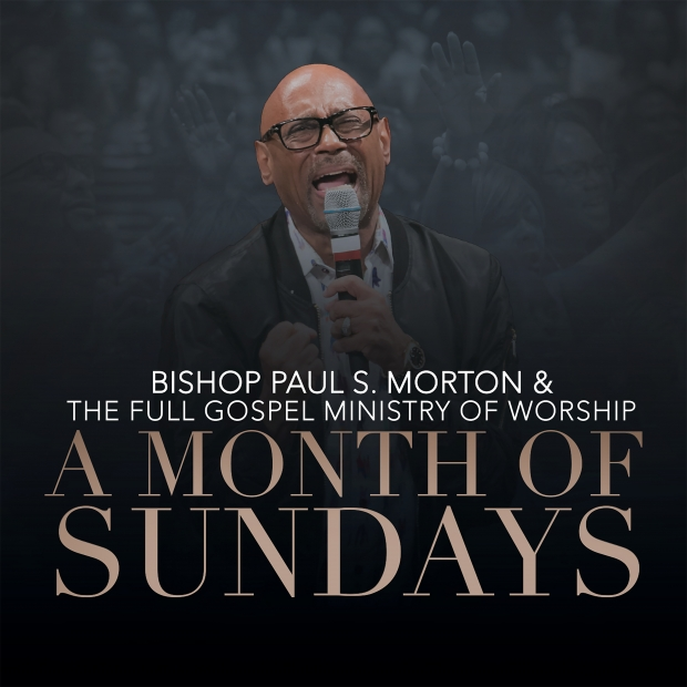 Bishop Paul S. Morton