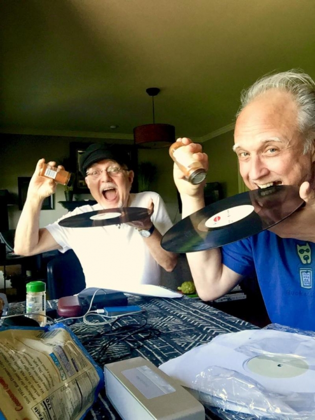 Phil Keaggy & Rex Paul Announce Vinyl Release of 'Illumination