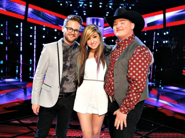 The Voice Season 6 Top 3