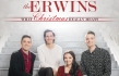The Erwins Release their Christmas Debut Oct. 18