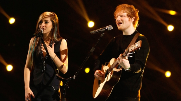 Christina Grimmie Ed Sheeran