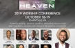 ON EARTH, AS IN HEAVEN 2019 WORSHIP CONFERENCE to Feature Travis Greene & Out of Eden
