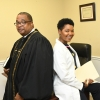 Dr. Andrea D. Willis and Pastor Antoyne L. Green