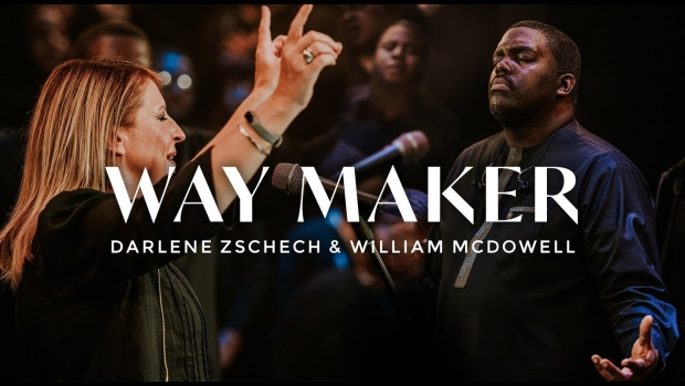 Darlene Zschech and William McDowell