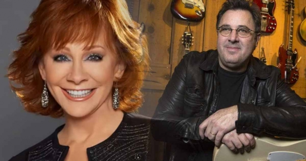 Reba McEntire and Vince Gill