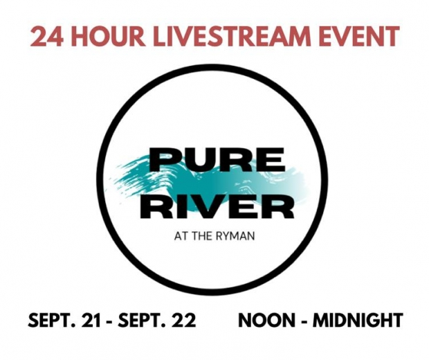 """Pure River at the Ryman"""