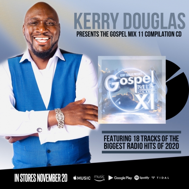 Gospel Mix XI Celebrates Hope and Inspiration